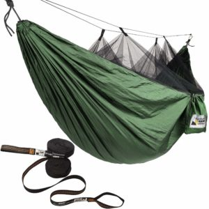 Adventure Gear Outfitter Hammock with Mosquito Net