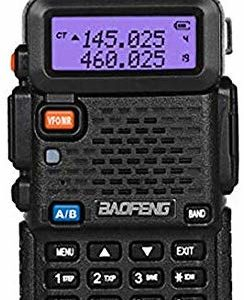 BaoFeng UV-5R Dual Band Two Way Radio 1