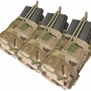 Condor Triple Stack Mag Pouch Multicam