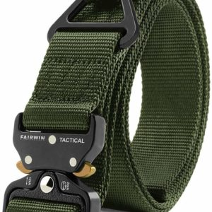 Fairwin Tactical Rigger Belt Green