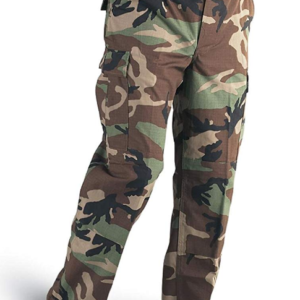 Woodland Camo BDU Bottoms